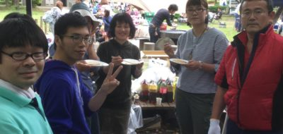 「レポート」5/14(日)地域を繋ぐバーベキュー交流会を開催しました!